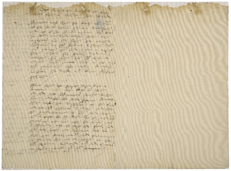 More, Sir William. Notes concerning the litigation with Henry Poole.