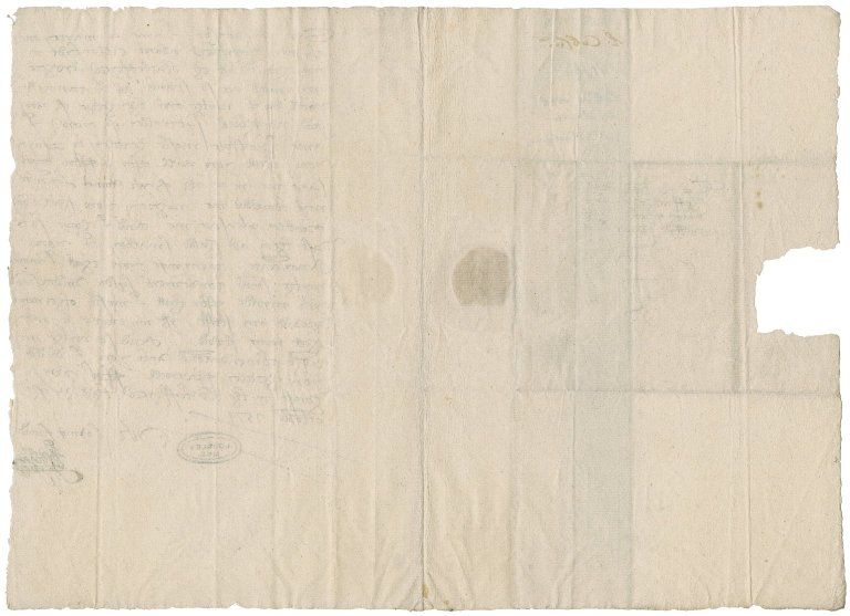 Cobham, William Brooke, 10th Baron. Autograph letter signed. To Sir William More. Blackfriars.