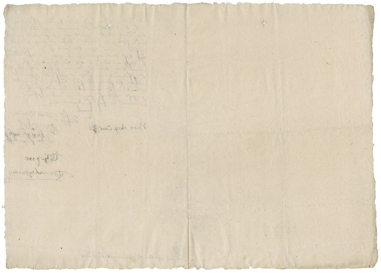 Great Britain. Privy Council. Letter signed by five members. To Sir Thomas Cawarden. Greenwich.