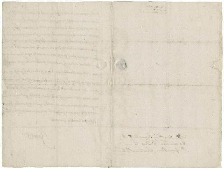 James I, King of Great Britain. Letters. To Sir George More.