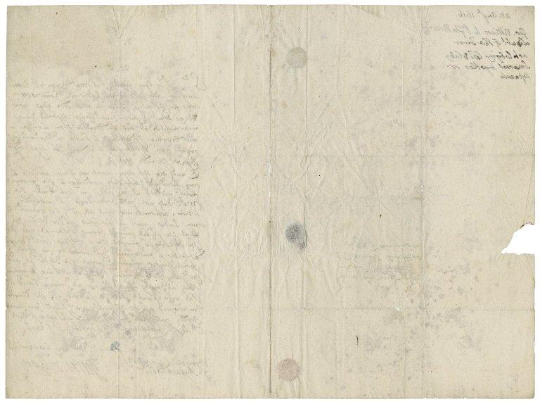 Buckingham, George Villiers, Duke of. Letter. To Sir George More. Woodstock.