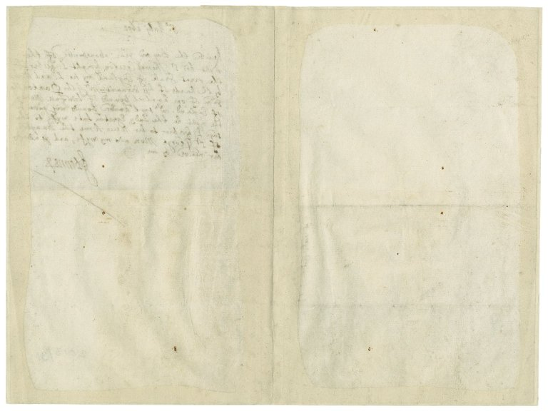 Receipt from John Donne to Sir Thomas Egerton [manuscript], 1602 July 6.