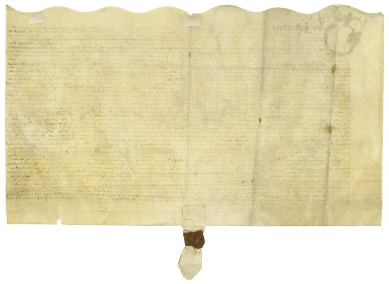 More, Sir William. Lease of a messuage and its appurtenances in the Blackfriars to Rocco Bonetti.