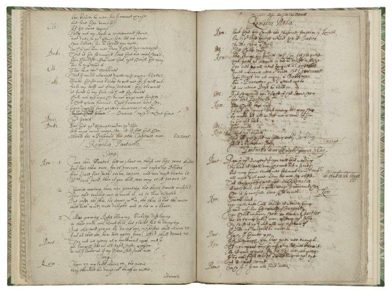 The inconstant lady [manuscript]