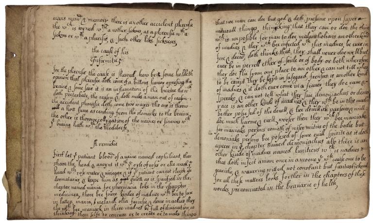 Receipt book of Margaret Baker [manuscript]
