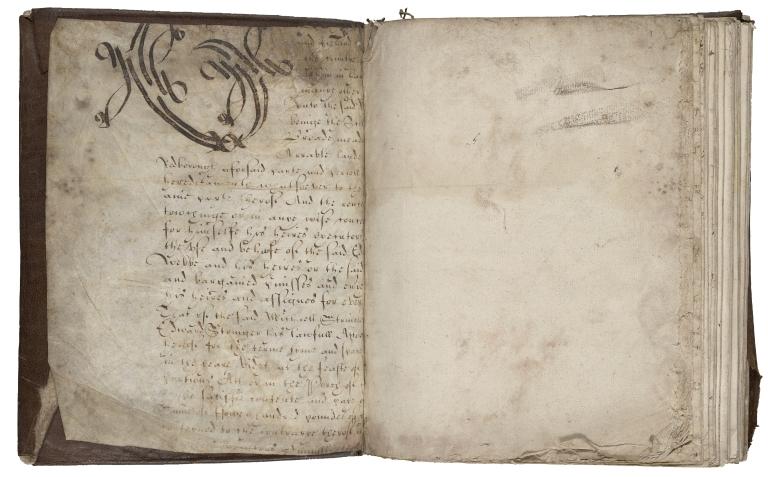 Prose miscellany [manuscript].