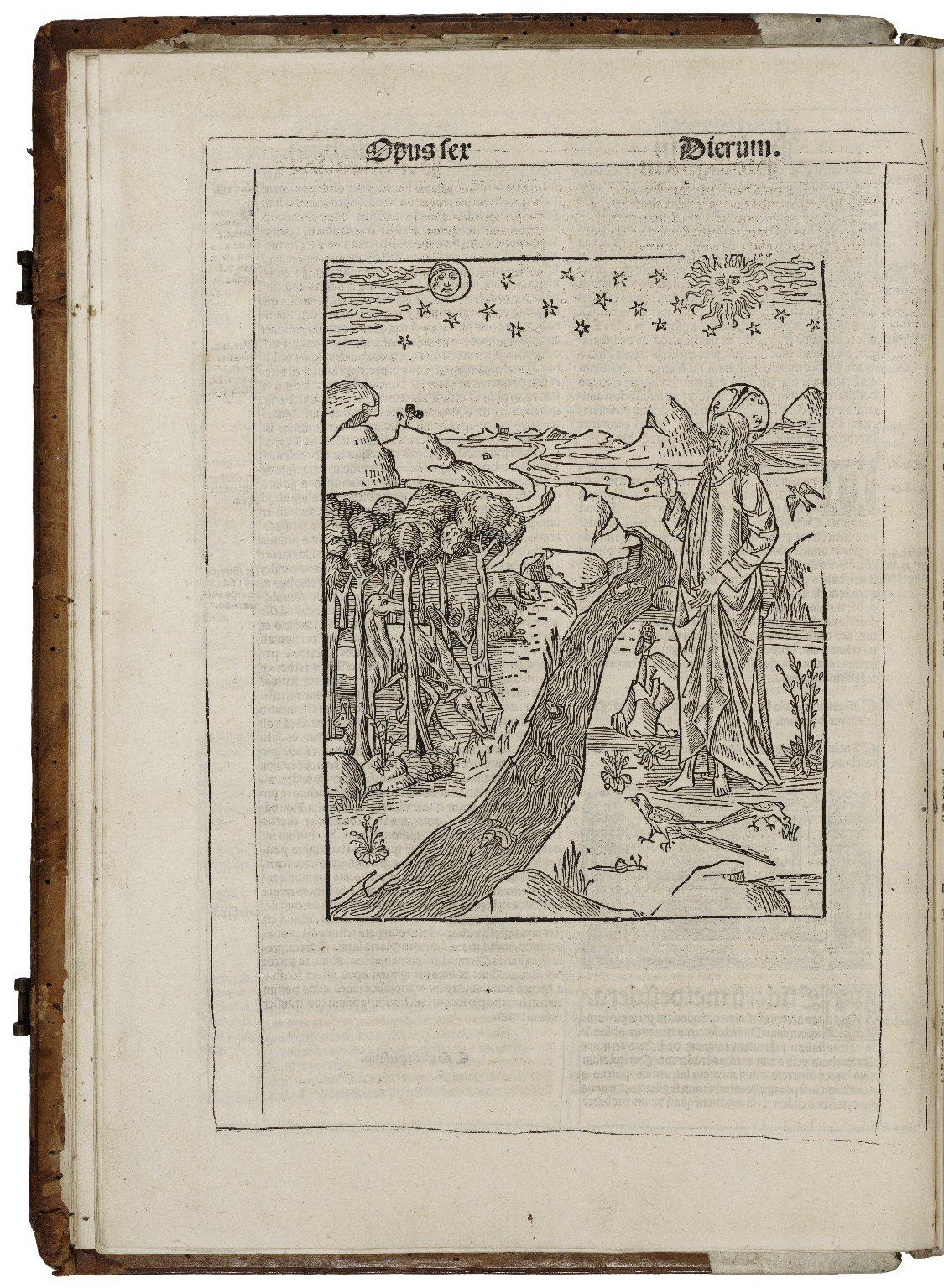 Bible. Latin. Vulgate. 1527. Biblia : Biblia cum concordantijs Veteris...