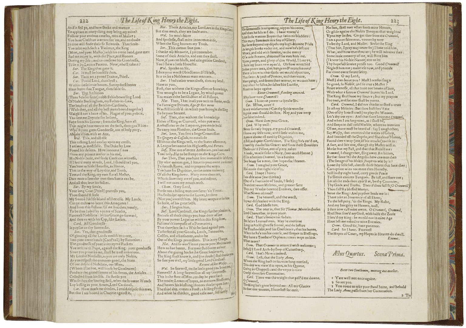 [Works. 1623] Mr. William Shakespeares comedies, histories, & tragedies : published according to the true originall copies.