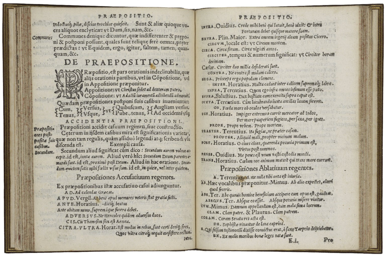 A shorte introduction of grammar generally to be vsed: compiled and set forth, for the bringing vp of all those that intende to attaine the knowledge of the Latine tongue.