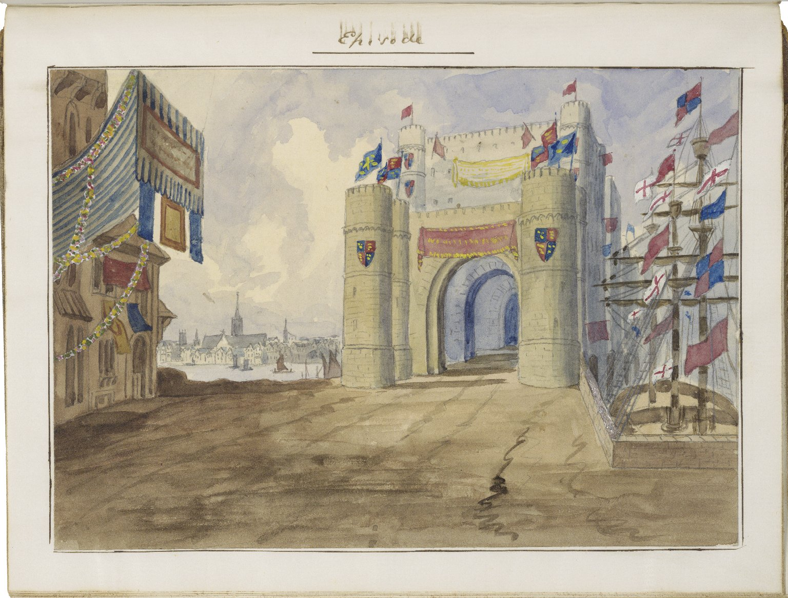 King Henry the Fifth, arranged for representation at the Princess's Theatre, with historical and explanatory notes, by Charles Kean ... As first performed on Monday, March 28th, 1859 ...
