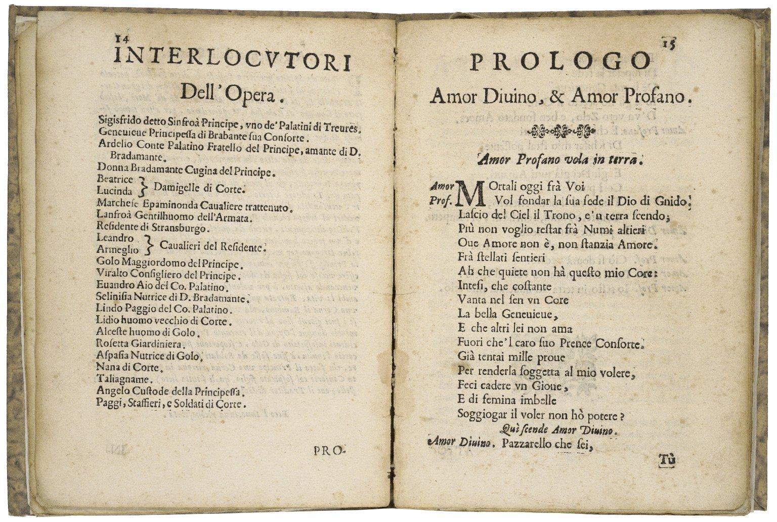 L'innocente riconosciuta : opera / della contessa Veronica Maleguzzi Valerii da Reggio ; dedicata alla sereniss. altezza della signora duchessa Laura di Modona, Reggio, &c.