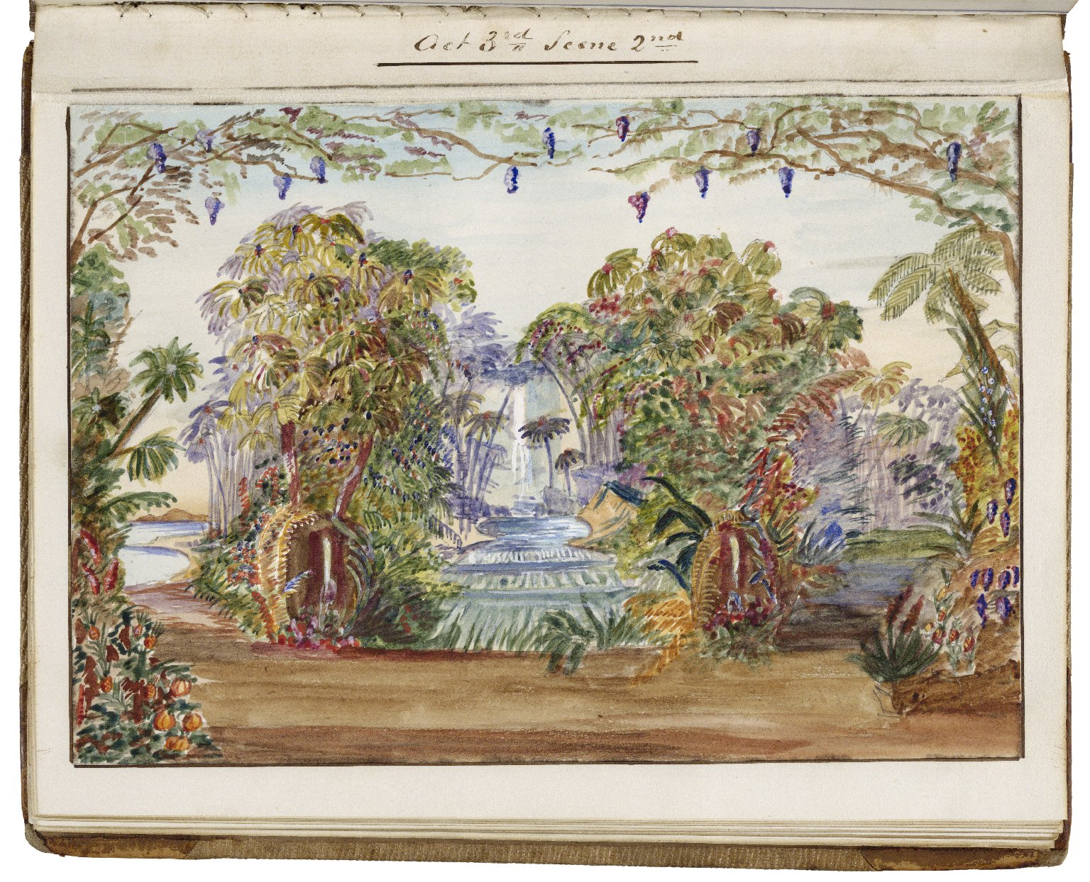The tempest, arranged for representation at the Princess's Theatre, with ... notes, by Charles Kean ... As first performed on Wednesday, July 1, 1857 ...