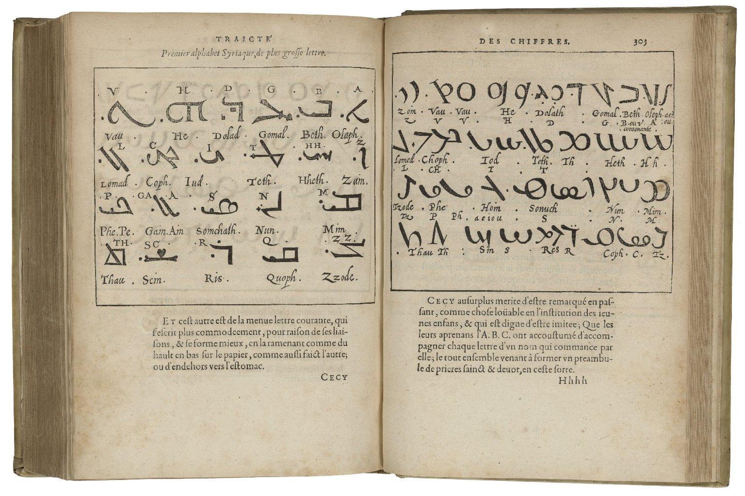 Traicté des chiffres, ou, Secretes manieres d'escrire / par Blaise de Vigenere bourbonnois.