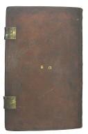 Back cover, BR65.I8 D4 1605 Cage.