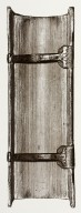 Fore-edge and clasps, PA8550 M4 1572 Cage