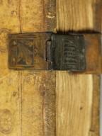 Top clasp, INC N188