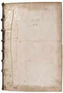 Manuscript guard waste, STC 15054 c.1.
