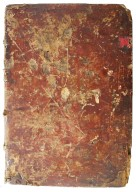 Front cover, INC C180.