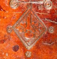Unknown lozenge stamp (detail), INC H190 c.2.