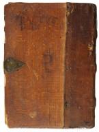 Back cover, INC J364 c.3.