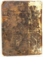 Back cover, INC M78 c.2.