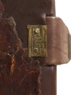 Clasp strap plate (detail), INC R8 volume 2.