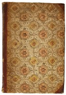 Decorative paper cover, INC T337.