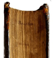 Fore-edge title, STC 3475 copy 1.