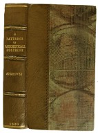 Front cover and spine, STC 603.2.