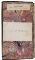 Marble paper paste-down, STC 1158 copy 2.
