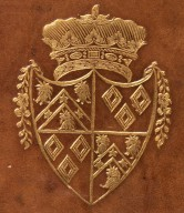 Coat of arms (detail), STC 3197.