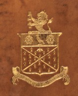 Coat of arms (detail), STC 5170 copy 2.