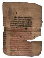 Inside original vellum cover, STC 12158.8.
