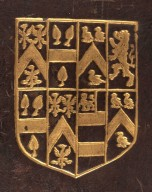 Coat of arms (detail), STC 7138.
