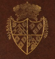 Coat of arms (detail), STC 13630.