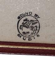 Binder's signature stamp, STC 16386 copy 1.