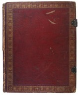 Front cover, M.a. 181.