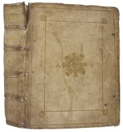 Front cover and spine, V.a. 320.