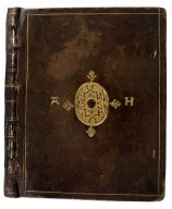 Front cover and spine, V.a. 490.