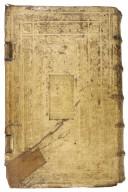 Back cover, BR336 A1 1562 Cage fo. Vol. 1.