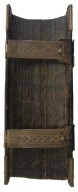 Fore-edge and hasps, BX8067 G7 A7 1643 Cage fo..