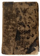 Front cover and flap, V.b.315.