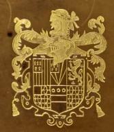 Coat of arms (detail), V.b.317.