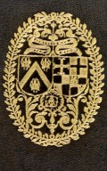 Coat of arms (detail), 167114.