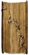 Fore-edge, A1913.