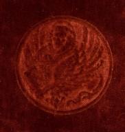 Back cover medallion (detail), ND3365 G7 A4 1906.
