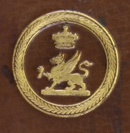 Crest detail, 174452.