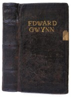 Front cover and spine, 183- 958q.