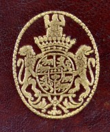 Coat of arms detail, 185907.