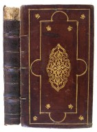 Front cover and spine, 186- 322q.